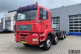 chassis cab truck MAN TGA 35 M, Euro 3, // Full Steel // Manual Gearbox // Sleep Cabin 2005
