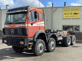 chassis cab truck Mercedes-Benz 3538 AK 8x8 Chassis V8 Good Condition 1994