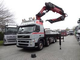 crane truck Volvo FM13 480 8X2 HMF THOR bis 34 Meter 2008