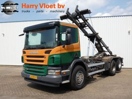 container truck Scania P380 2008