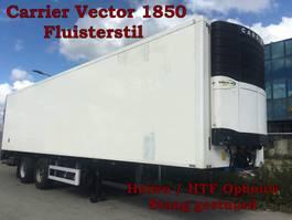 refrigerated semi trailer Pacton Z2-001 2 As Koel - Vries Oplegger, OJ-11-ZF 2007