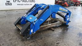 front loader agricultural attachment New Holland 665TL 2015