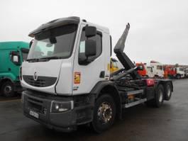 drop side truck Renault Premium Lander 2009