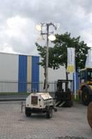 other construction machine Terex RL 4000 with Kubota engine lighttower 2005