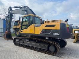 crawler excavator Volvo EC 300 D N L 2013