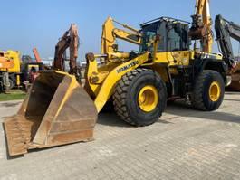 wheel loader Komatsu WA470-6 2011