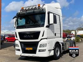 cab over engine MAN TGX 18 / HYDRAULICS / HOLLAND TRUCK SUPER CONDITION! 2015