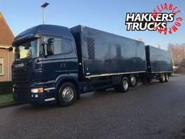 closed box truck Scania R440 6x2*4 orten , topzustand,komplett 2013