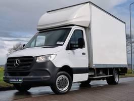 closed lcv Mercedes-Benz Sprinter 514 cdi gesloten laadbak 2018