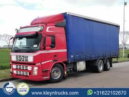 sliding curtain truck Volvo FM 13.440 6x2 e4 globetrotter 2007