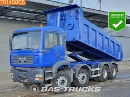 tipper truck > 7.5 t MAN TGA 35.350 8X4 Manual Big-Axle Euro 2 2005