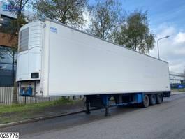 refrigerated semi trailer Chereau Koel vries 2007