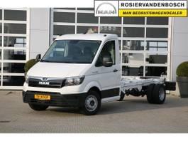 chassis lcv MAN TGE 5.180 (3,5T) 2.0 TDI 177PK L4H2 RWD DL AUTOMAAT MEDIAPAKKET NAVIGATIE - ... 2021