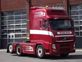 cab over engine Volvo FH13.500 Globetrotter XL 6x2 -  PTO Hydr & silocompresor - Custom interior 2012