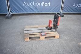 fork positioner attachment Vorken met weeginstallatie 2000