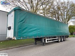 sliding curtain semi trailer Lecitrailer Tautliner 2009