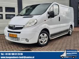 closed lcv Opel Vivaro 2.0 CDTI Airco - Trekhaak - Dealer Onderhouden 2007