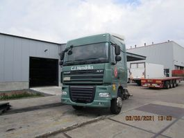 cabine truck part DAF XF 105 SPACE CABINE XF 105  EURO 5 2012