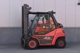 forklift Linde H70T-02 2014