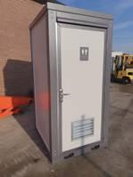 Sanitärcontainer enkele toilet unit