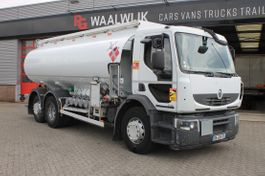 tank truck Renault Premium 26.310 Tankwagen Euro 5 2011