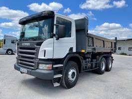 tipper truck > 7.5 t Scania P 2006