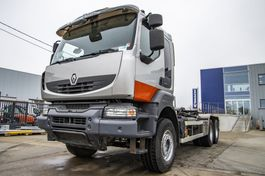container truck Renault Kerax 480 DXI - VDL 21 TON 2011
