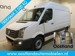 closed lcv Volkswagen Crafter 35 2.0 TDI L2H2 Servicebus / Sortimo Inrichting / Trekhaak 3500 KG / 220... 2014