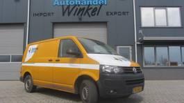 closed lcv Volkswagen Transporter AIRCO 2013