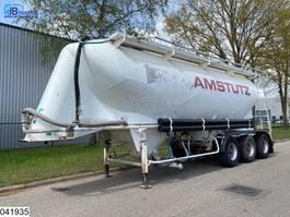feed semi trailer SPITZER 36000 Liter, Silo / Bulk 1991