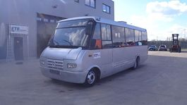 tourist bus Mercedes-Benz Vario 814 D  (33 SEATS / 33 PLACES / MANUAL GEARBOX / BOITE MANUELLE / STEEL / LAMES) 1996