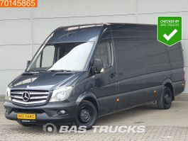 closed lcv Mercedes-Benz Sprinter 316 CDI Automaat L3H2 3500kg trekhaak Airco Cruise A/C Towbar Cruise con... 2015