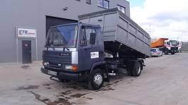 tipper truck > 7.5 t DAF 45 ATI 150 (FULL STEEL SUSPENSION / MANUAL PUMP) 1991