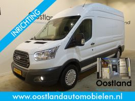closed lcv Ford Transit 2.2 TDCI L3H2 Trend 126 PK Servicebus / Sortimo Inrichting / 220V. / Air... 2014