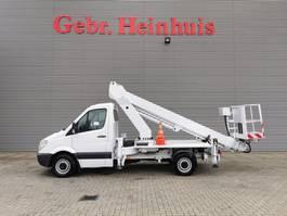 work platform lcv Mercedes-Benz Sprinter 313 CDI Ruthmann TB 220 22 Meter! 2010