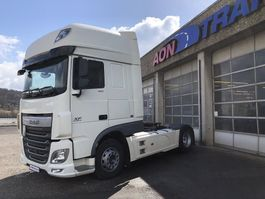 cab over engine DAF XF 460 SSC, ACC, Vollspoiler, Intarder, TOP 2016