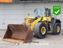 wheel loader Komatsu WA470-6 CE/EPA CERTIFIED - GERMAN DEALER MACHINE 2010