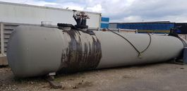 gas tank container Rootselaar Gas, LPG Tank18000 L