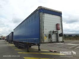 Schiebeplanenauflieger Schmitz Cargobull Semitrailer Rideaux Coulissant porte-bobines 2015