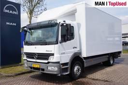 Koffer LKW Mercedes-Benz Atego 1218L Bakwagen