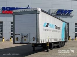 Volumen - Jumbo Auflieger Schmitz Cargobull Semitrailer Curtainsider Mega 2017