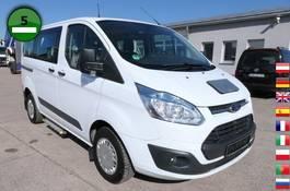 closed lcv Ford Tourneo Custom 300 L1H1 VA Trend 9-Sitzer EURO-5 2014