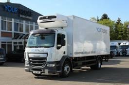 refrigerated truck DAF LF 310 E6 /TK-1000R Spectrum /Bi-Temp /Tür+LBW 2014