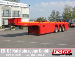 other semi trailers Faymonville 3-Achs-Innenlader - 2 x LASI 1995