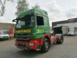 cab over engine Mercedes-Benz Actros 1844 MP3, Kipphydraulik,Euro 5, Retarder 2013