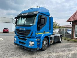 cab over engine Iveco Stralis 440 AT440S33T/P CNG LNG Retarder 2015