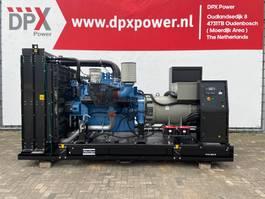 generator Atlas Copco DTA 880 - MTU - 880 kVA Generator - DPX-19419-1 2016