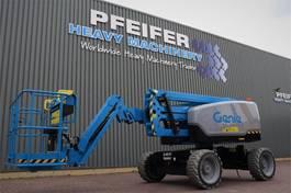 articulated boom lift wheeled Genie Z-45 FE/DC New, Bi-Energy, (Diesel - Battery) 16m 2021