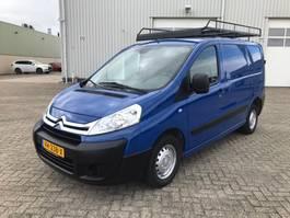 Kastenwagen Citroën jumpy airco impriaal trekhaak 2014