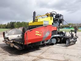 crawler asphalt paver Vogele Super 1300-2 - Excellent Condition / Dutch Machine 2009